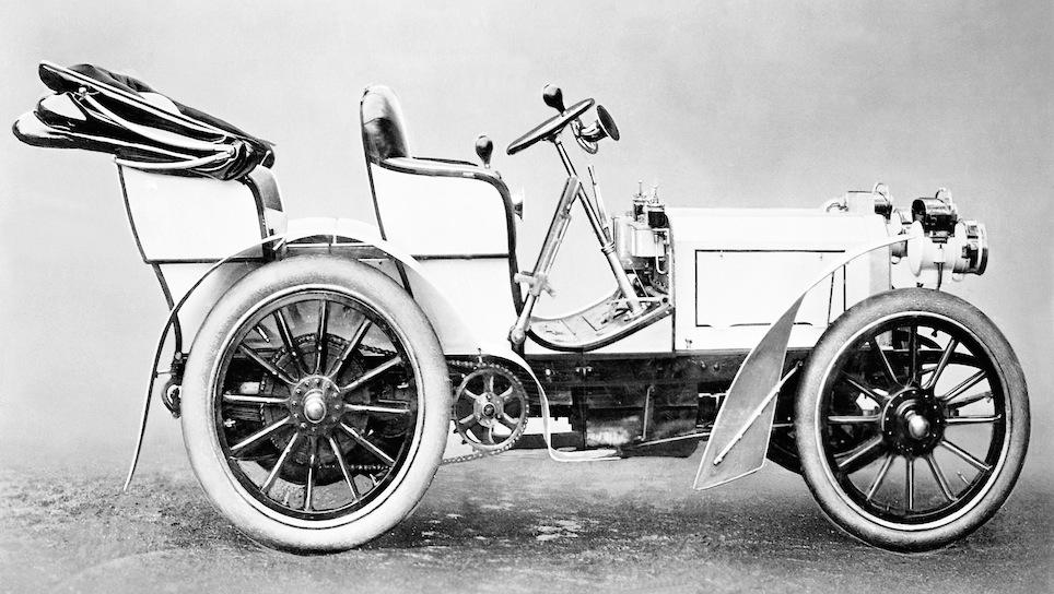 1900 Mercedes-Benz 35