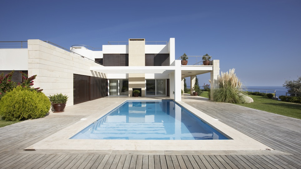 Olvium Villas, Turkey by Studio Alhadeff Architects