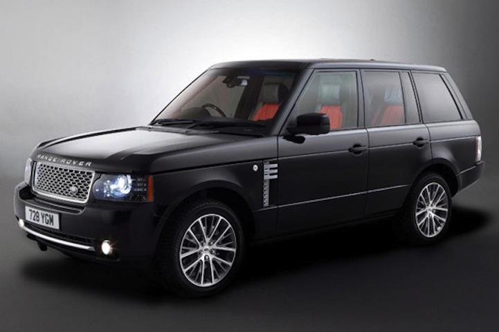 Range Rover Usa >> Range Rover Autobiography Black Limited Edition Photo Credit Land
