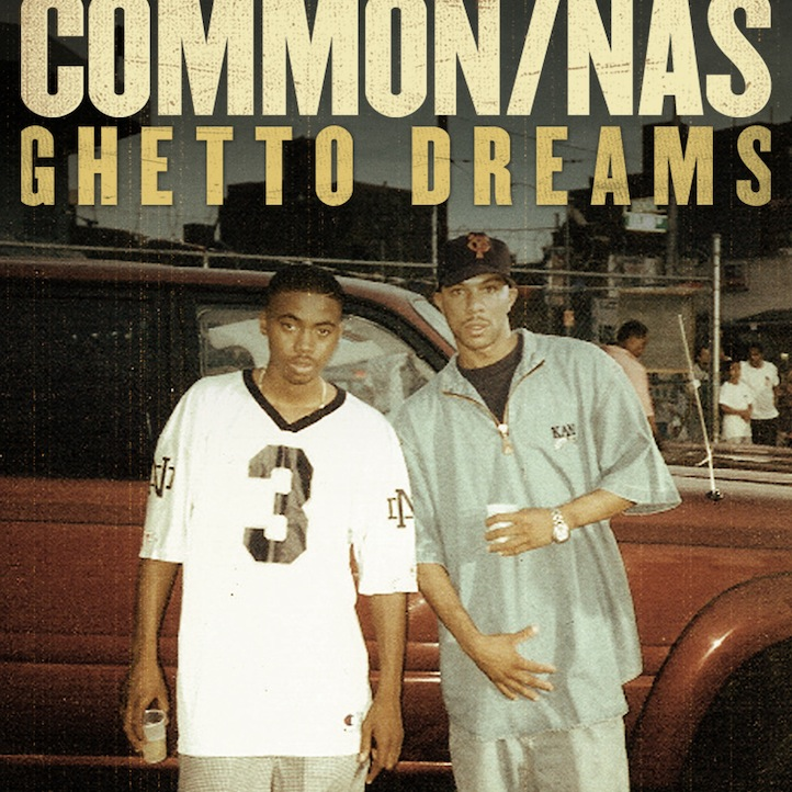 ", Life+Times Video Premiere: Common/NAS ""Ghetto Dreams"", Life+Times"