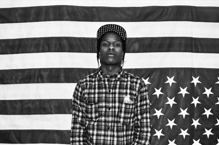 """LoveA$AP mixtape, Rakim """"A$AP Rocky"""" Mayers sat distracted in the sparsely  furnished mid-Manhattan offices of Polo Grounds Music."""