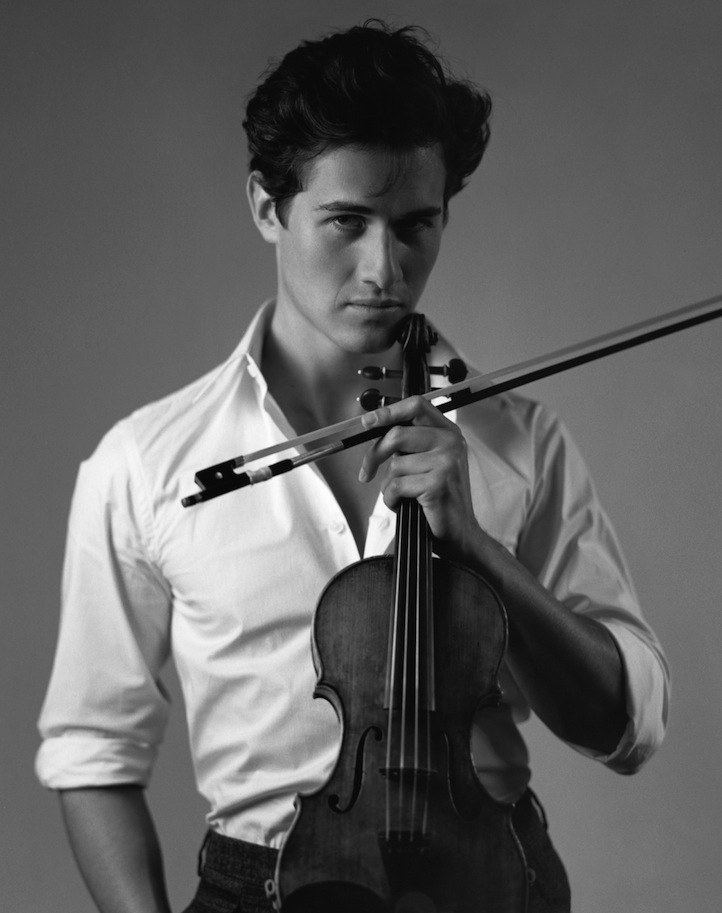 , Violinist Charlie Siem Talks Classical, Fashion, and Hip-Hop, Life+Times