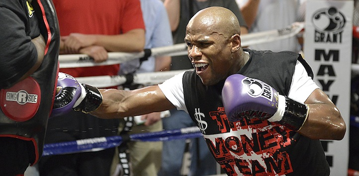, Enter the Ring: Floyd Mayweather, Life+Times