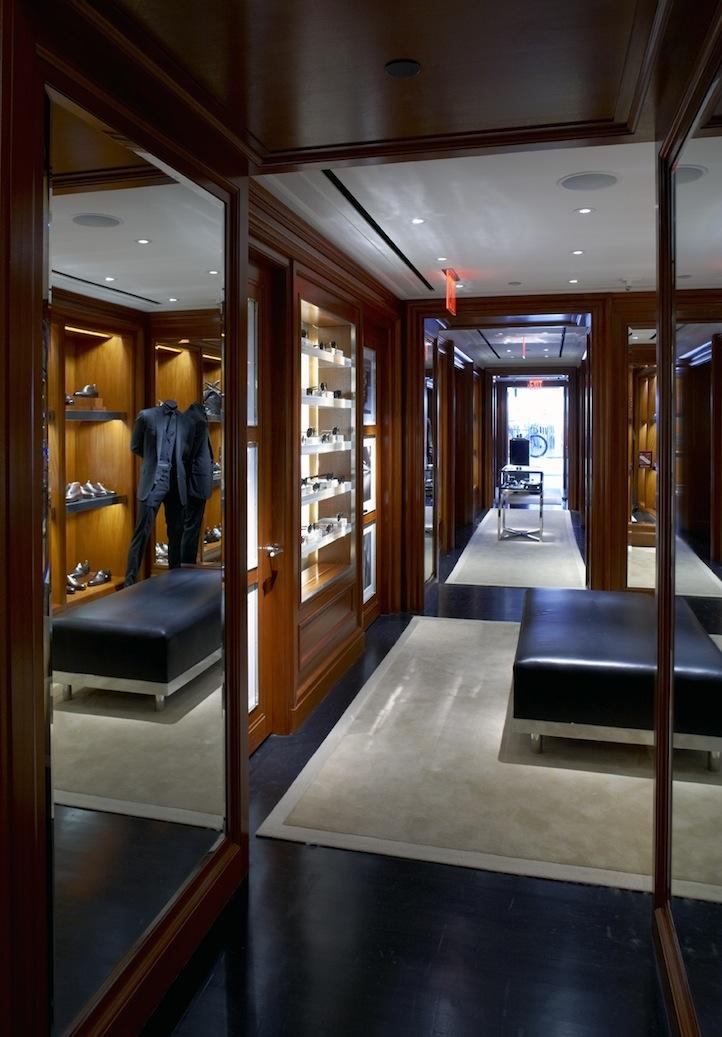 Inside Ralph Lauren S Men S Flagship Mansion Life Times