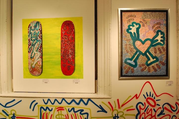 Meet The Artists Behind The Skateboard Installation \