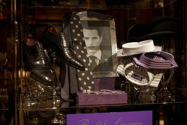 , Inside Ralph Lauren's Men's Flagship Mansion, Life+Times