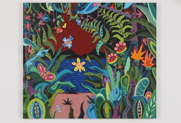 , Artist Erik Parker Talks New Book and New Work, Life+Times