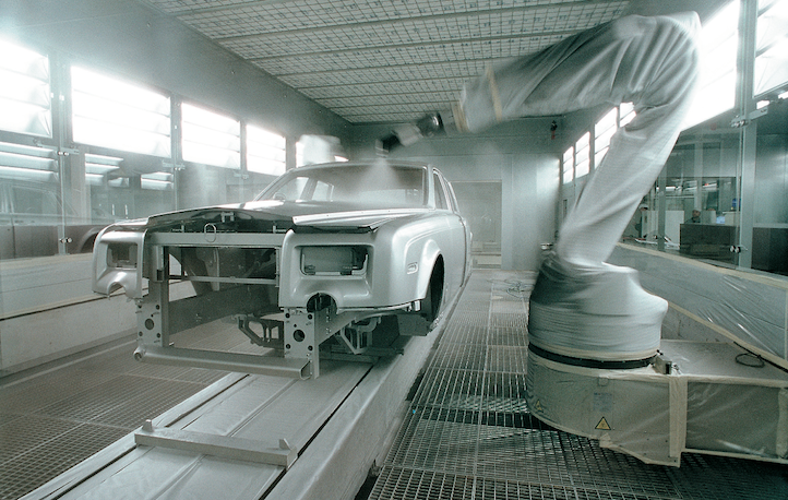 Inside Rolls-Royce's Goodwood HQ – The Dream Chaser Show