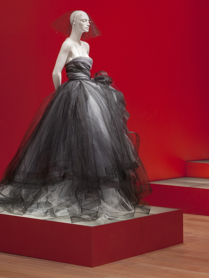 """, André Leon Talley Talks """"The Little Black Dress Exhibition"""", Life+Times"""