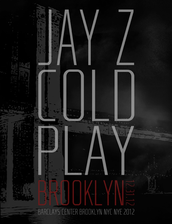 , JAY Z | Coldplay |12.31.12, Life+Times