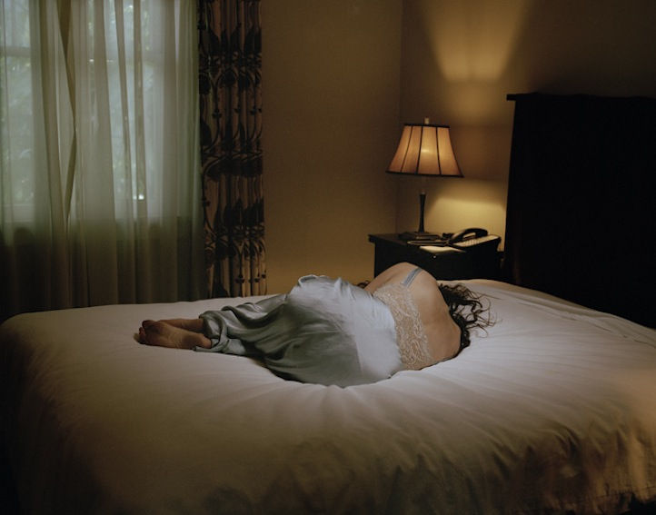 ", Photographer Jork Weismann Discusses His New Book, ""Asleep at the Chateau"", Life+Times"