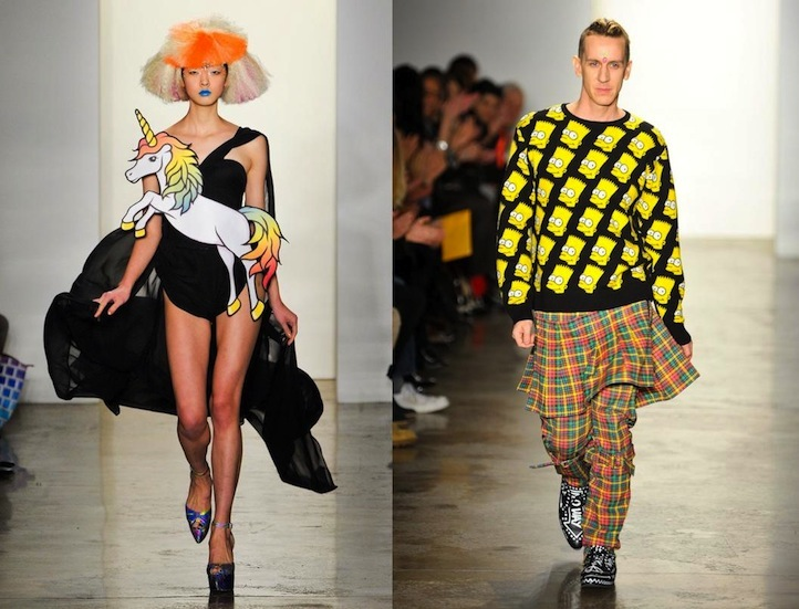 , Jeremy Scott Discusses Design, Music, and Muses, Life+Times