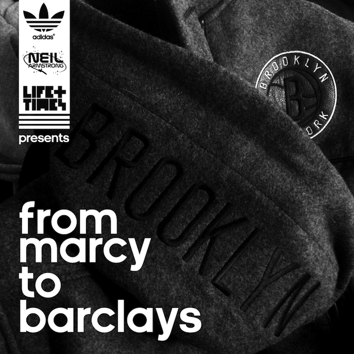 """, Life+Times Premiere: DJ Neil Armstrong x adidas """"From Marcy to Barclays"""" Mixtape, Life+Times"""