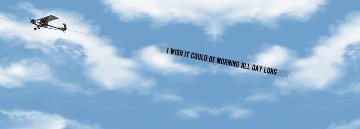 , Plane Text, Life+Times