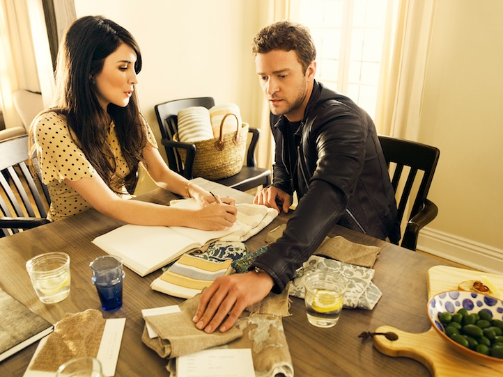 Estee Stanley Amp Justin Timberlake Discuss Their New