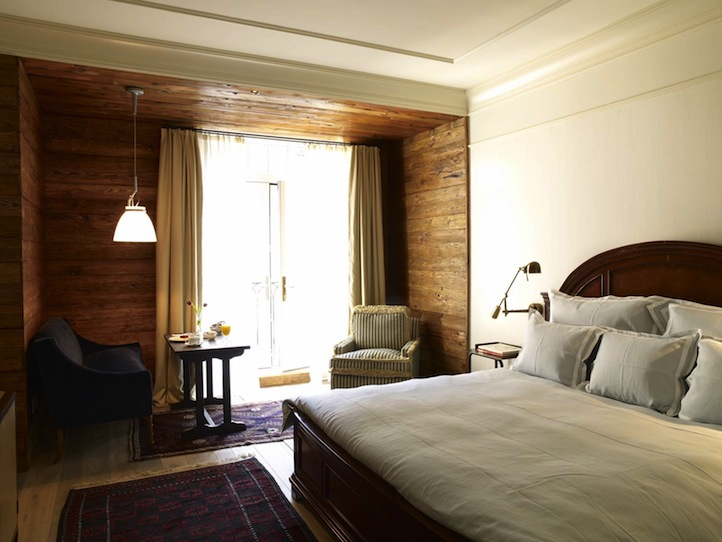 , Inside The Greenwich Hotel, Life+Times
