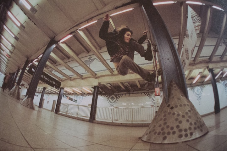 , Photographer Allen Ying Talks NYC's Indie Skate Scene, Life+Times