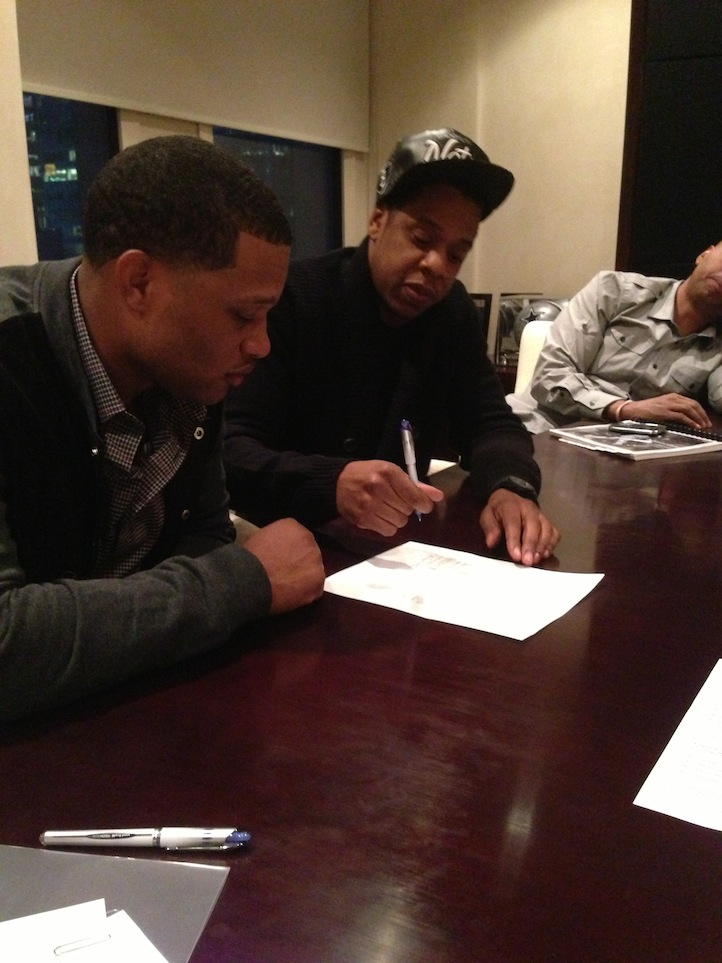 , Welcome Robinson Cano To The Roc Nation Family, Life+Times
