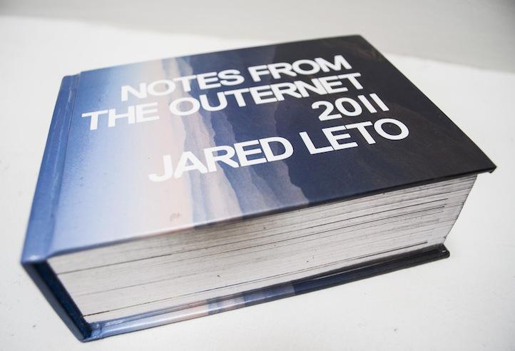 Jared Leto Speaks On New Photo Book