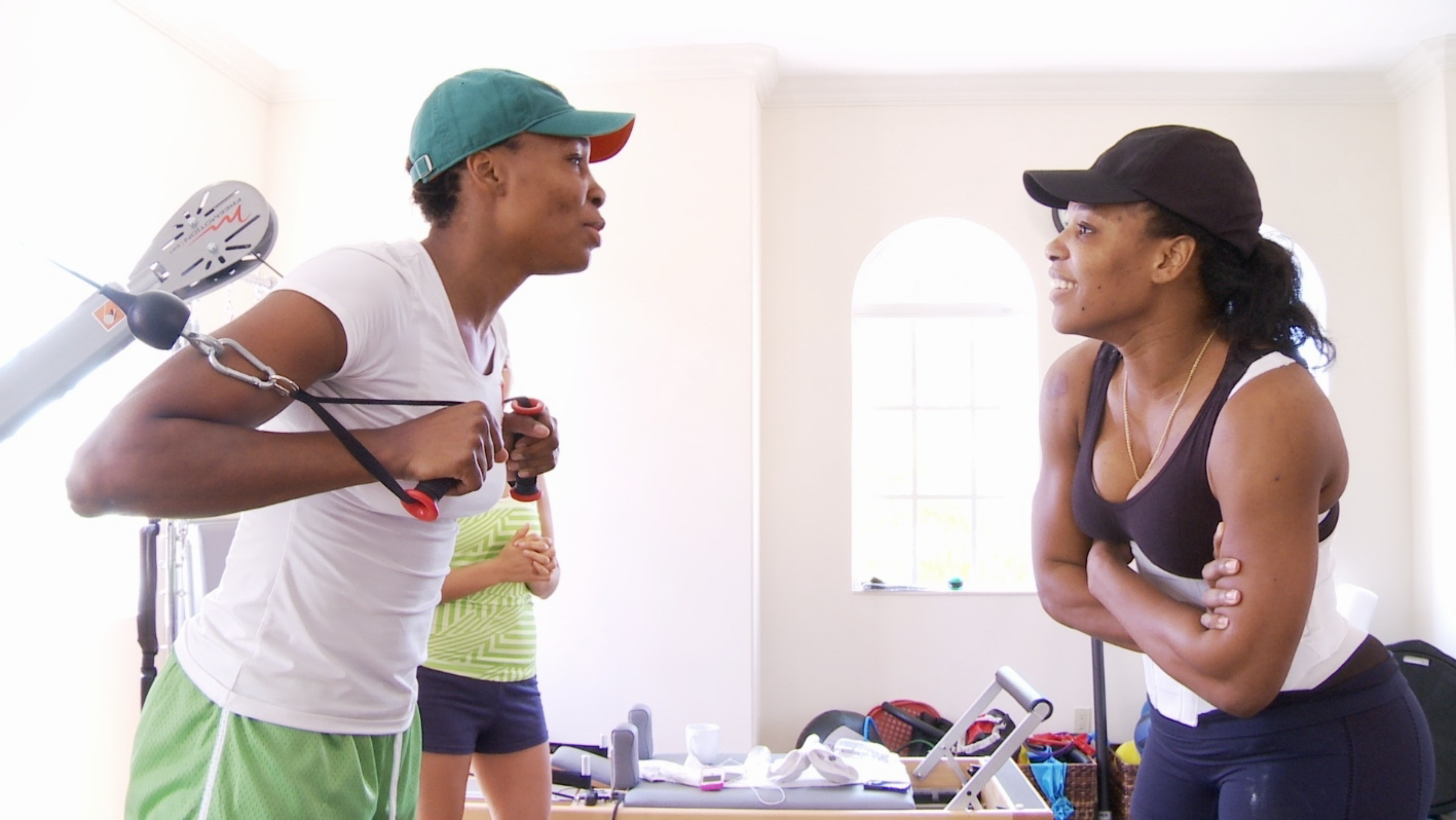 ", ""Venus and Serena"" Documentary Explores The Training and Bond Of The Williams Sisters, Life+Times"