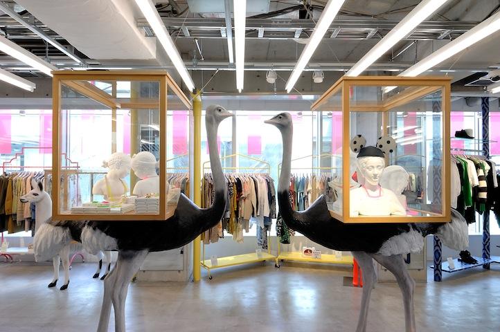 canada goose tokyo shop