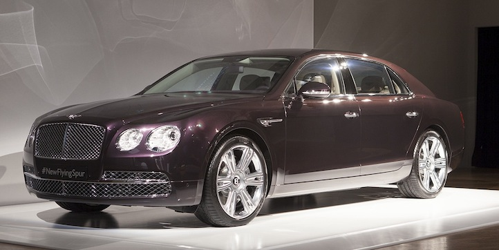 , Bentley's Design Director Darren Day Defines The Flying Spur, Life+Times