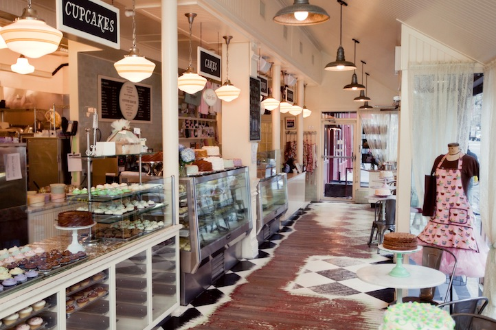 Magnolia Bakery Cafe New York