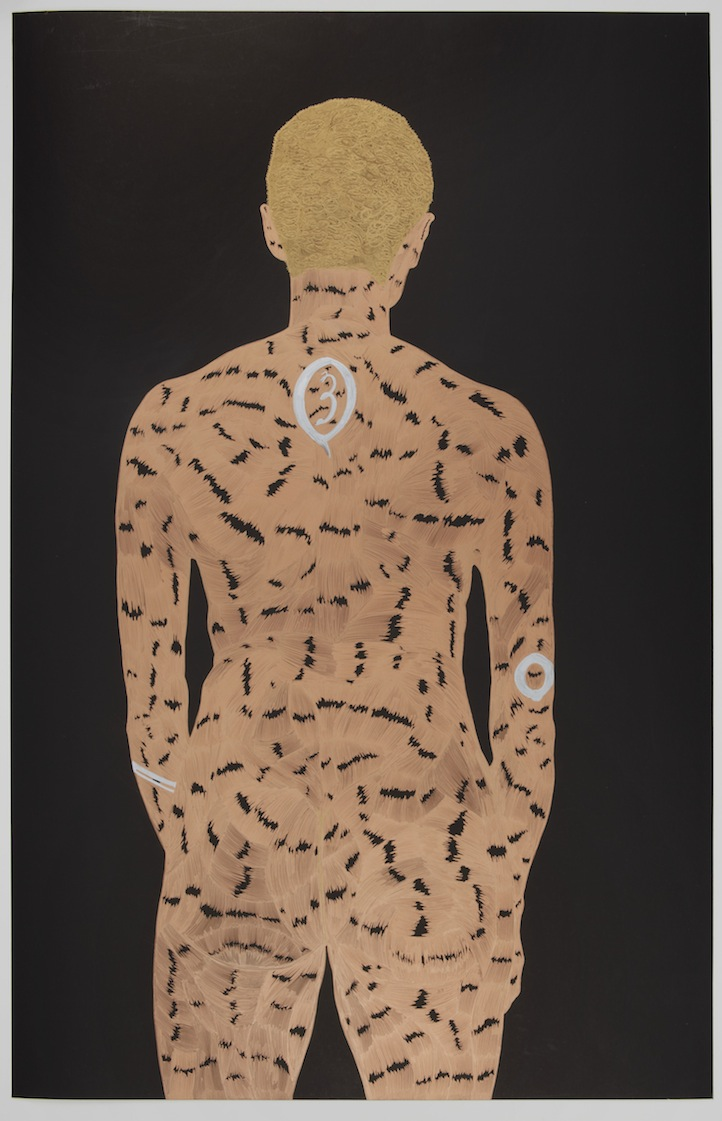 """, A Look At Artist Toyin Odutola's """"My Country Has No Name"""" Exhibit, Life+Times"""