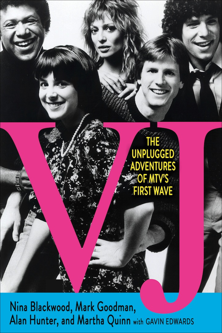 ", ""VJ"" Looks At MTV's Early Years, Life+Times"