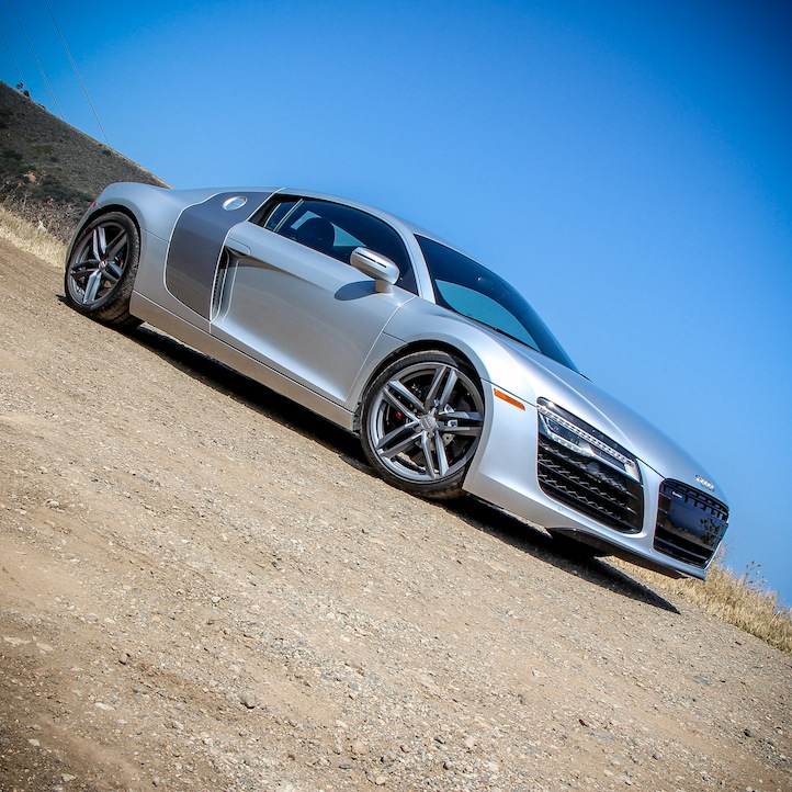 Life+Times Takes The Audi R8 V10 For Spin