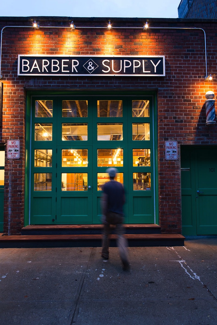 , Barber & Supply Opens its Doors in Williamsburg, Brooklyn, Life+Times