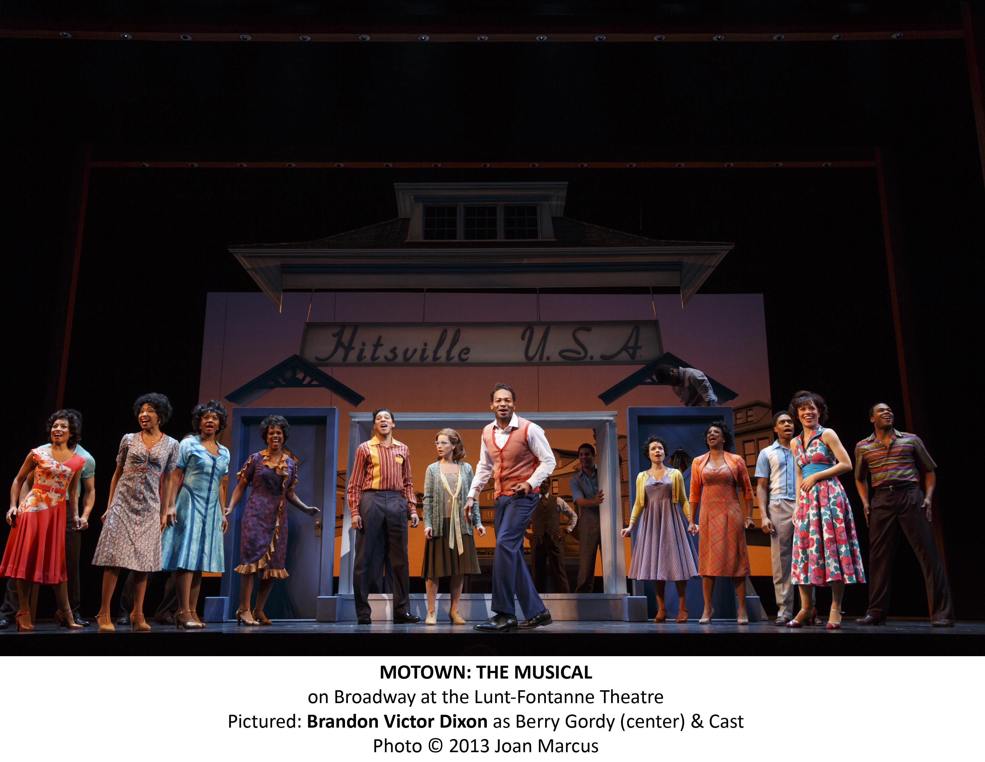 """Gordy Movie Cast throughout director charles randolph-wright speaks on success of """"motown: the"""