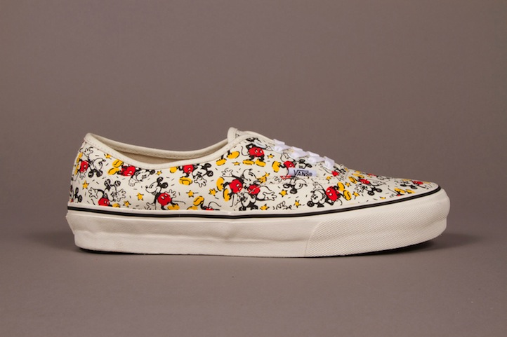 4c6d2052eb91 Vault by Vans x Disney OG Classics for Fall 2013 - Life+Times