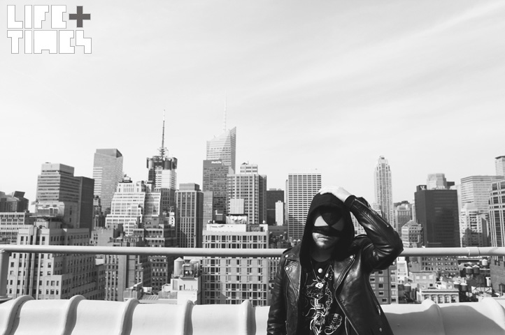 """, Bloody Beetroots On New Album """"Hide,""""  Working With Paul McCartney, and Dennis Lyxzén of Refused, Life+Times"""
