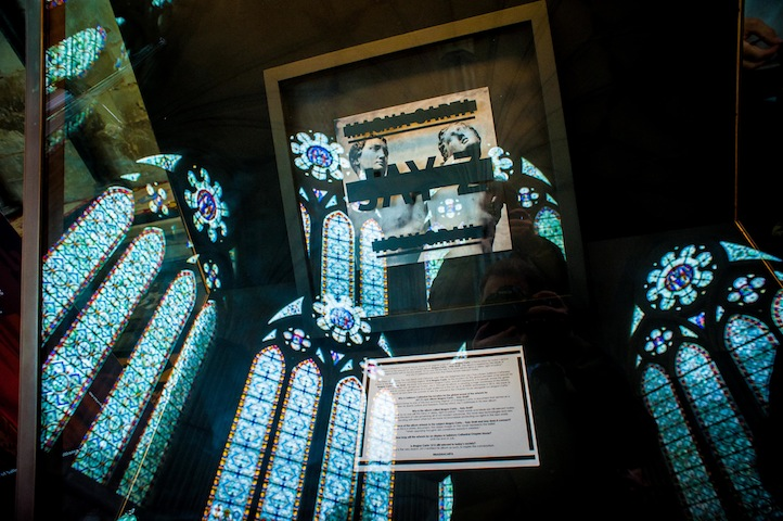 ", JAY Z ""Magna Carta… Holy Grail"" Display at Salisbury Cathedral, Life+Times"