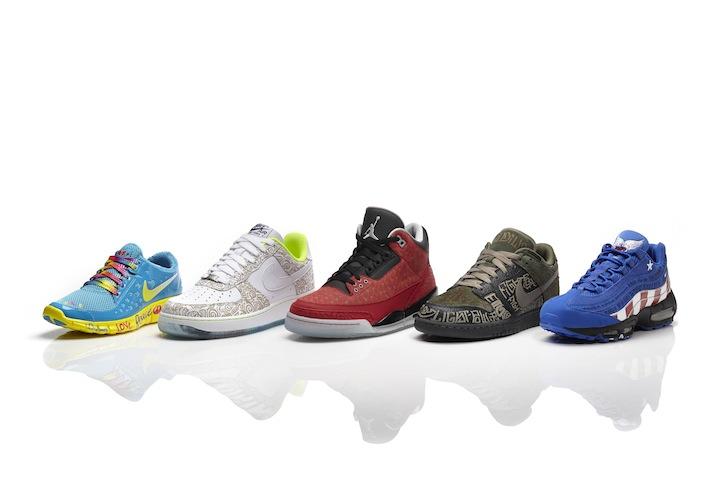 b550d4a8b9b Nike s Creative Director of Global Brand Presentations Speaks on Nike x Doernbecher  Collection