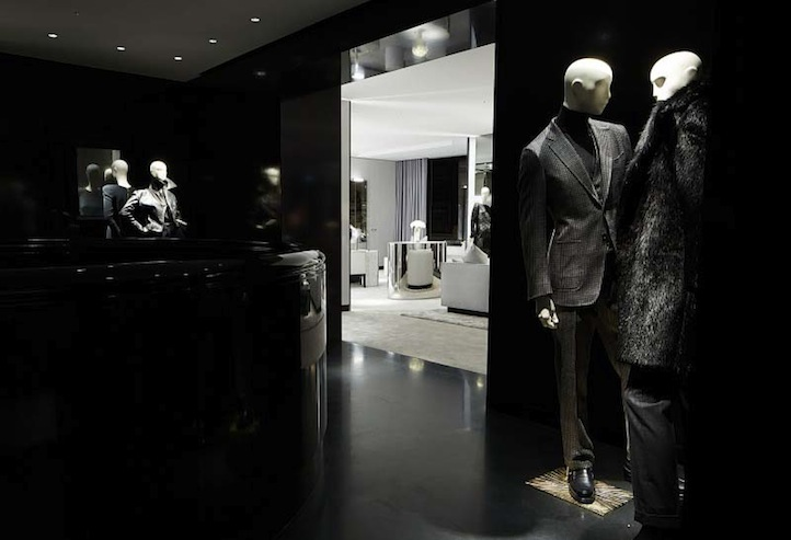 Tom Ford Opens First London Flagship Store