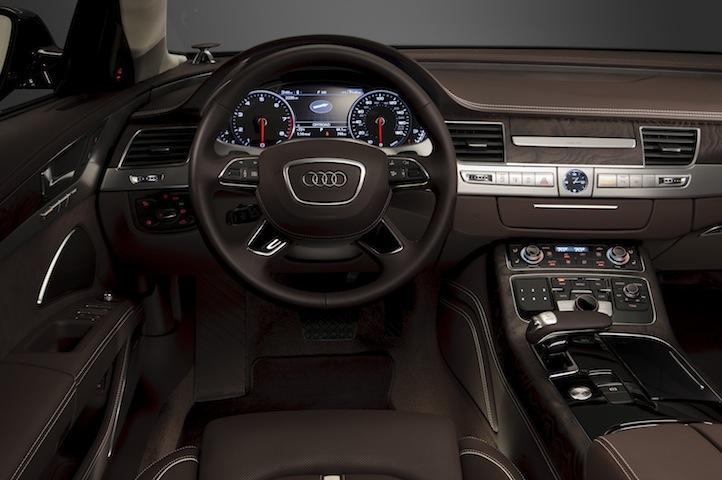 , Audi's Christian Winkelmann Breaks Down The 2014 A8 L TDI, Life+Times