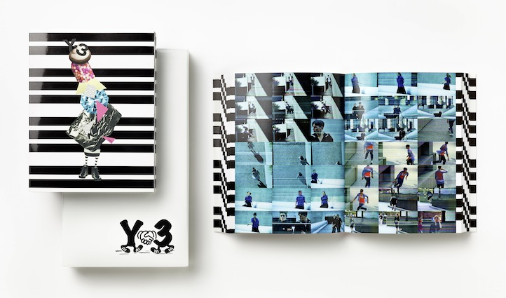 ", A Look Inside ""10 Years of Y-3: The Book"", Life+Times"