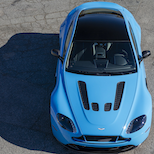 , Life+Times Takes The Aston Martin Vanquish Volante & Vantage For a Desert Run, Life+Times