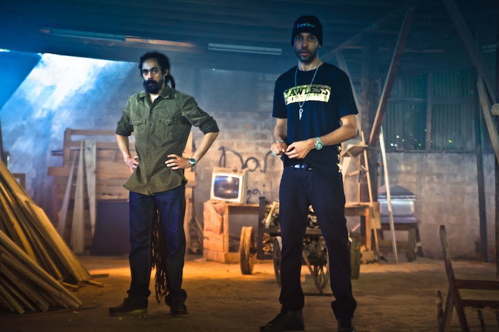 ", Life+Times Video Premiere: Cham & Damian Marley ""Fighter"", Life+Times"