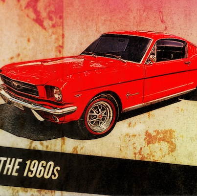 , Ford Celebrates The 50th Anniversary of the Iconic Mustang, Life+Times