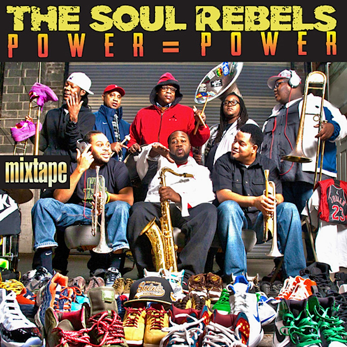 ", The Soul Rebels Discuss New ""Power = Power"" Mixtape, Life+Times"