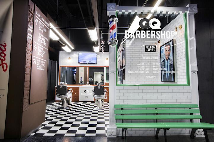 of Fellow Barber Talks New
