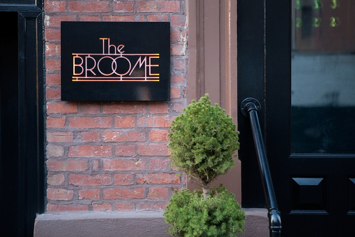 The broome opens its doors in new york city life times for Boutique hotel 77 doors
