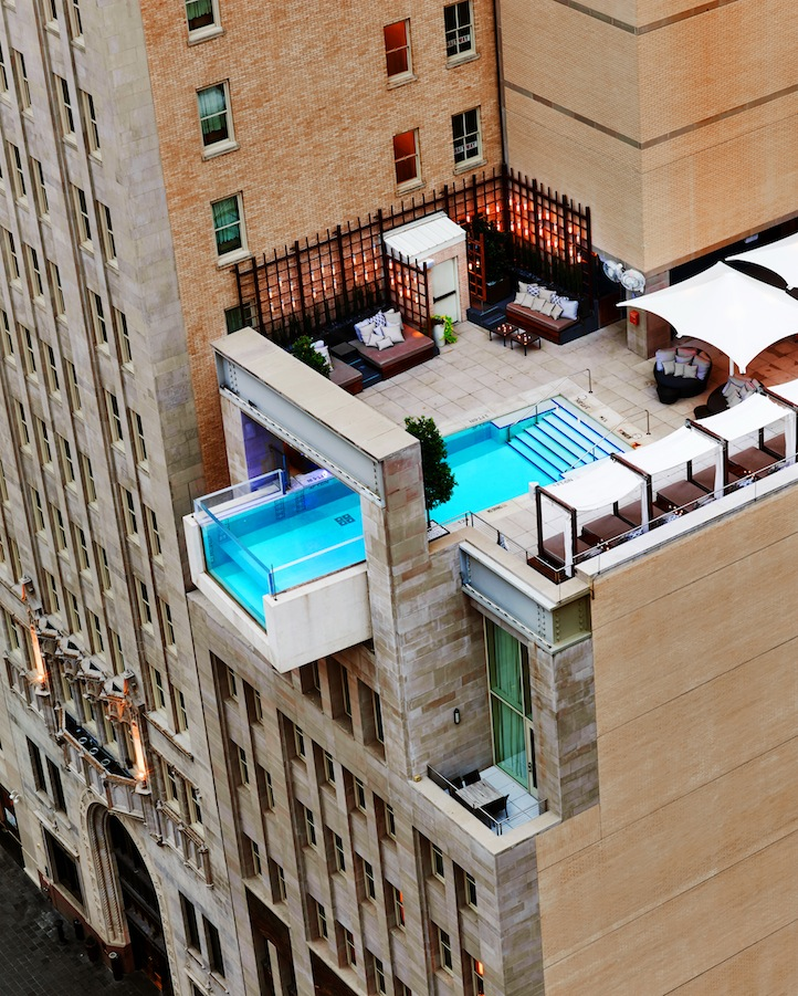 The joule dallas hotel completes transformative expansion for Design hotel jewel