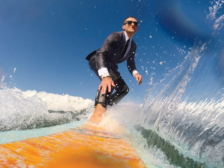 , Filmmaker Casey Neistat Collaborates With J. Crew, Life+Times