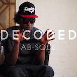 ", DECODED: Ab-Soul ""Stigmata"", Life+Times"