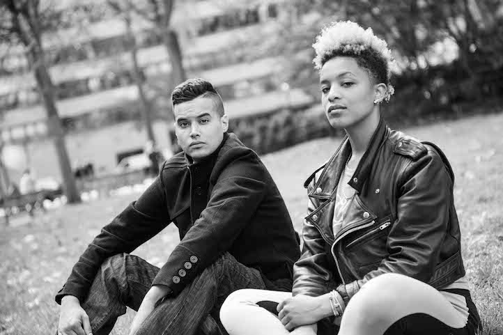 ", Life+Times Premiere: denitia and sene ""the nude"" (MSSL CMMND Remix), Life+Times"
