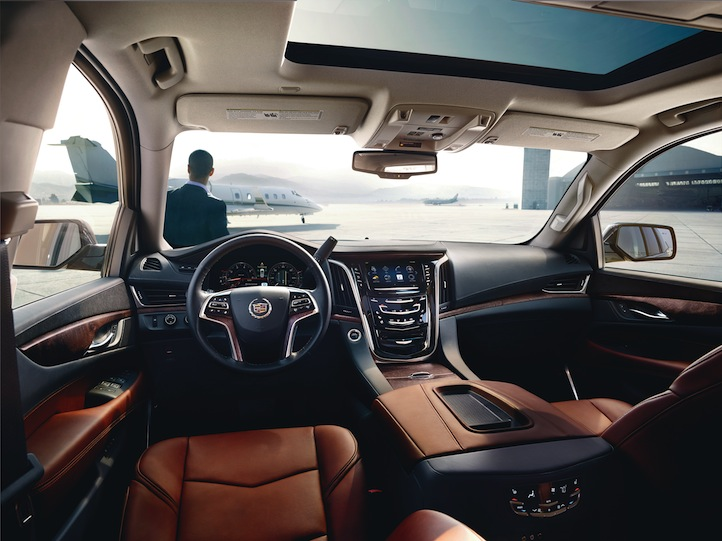 The Interior Design Of The 2015 Cadillac Escalade Life Times